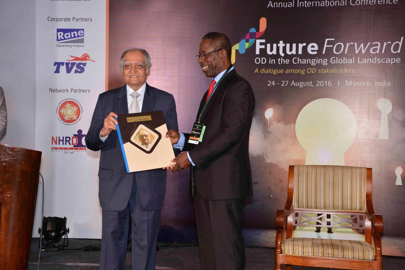 RBA Award 2016